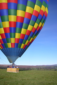 Ballooning in Wiltshire