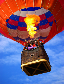 Hot Air Balloon Photogrophy